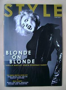 Style magazine - Deborah Harry cover (5 May 2013)