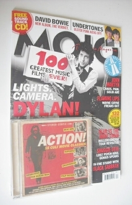 <!--2013-04-->MOJO magazine - Bob Dylan cover (April 2013 - Issue 233)