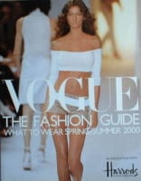 British Vogue supplement - What To Wear Spring/Summer 2000