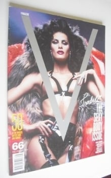 V magazine - Fall Preview 2010 - Isabeli Fontana cover