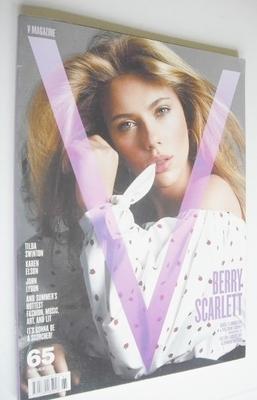 <!--2010-08-->V magazine - Summer 2010 - Scarlett Johansson cover