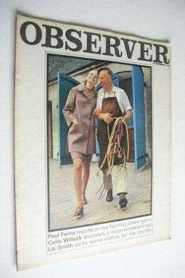 <!--1967-09-10-->The Observer magazine - 10 September 1967
