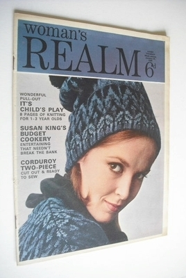 <!--1965-01-23-->Woman's Realm magazine (23 January 1965)