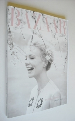 <!--2013-06-->Harper's Bazaar magazine - June 2013 - Carey Mulligan cover (