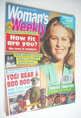 <!--1995-08-29-->Woman's Weekly magazine (29 August 1995)