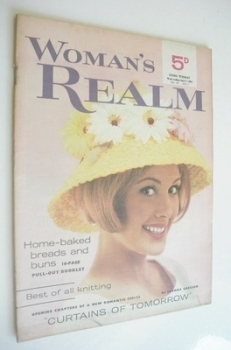 Woman's Realm magazine (1 April 1961)