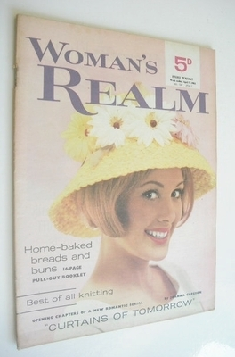 <!--1961-04-01-->Woman's Realm magazine (1 April 1961)