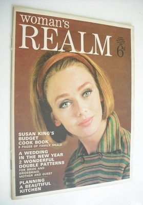 <!--1965-01-16-->Woman's Realm magazine (16 January 1965)