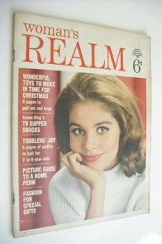 Woman's Realm magazine (21 November 1964)
