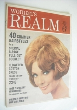 Woman's Realm magazine (2 May 1964)