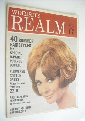 <!--1964-05-02-->Woman's Realm magazine (2 May 1964)