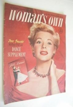 <!--1955-10-06-->Woman's Own magazine - 6 October 1955