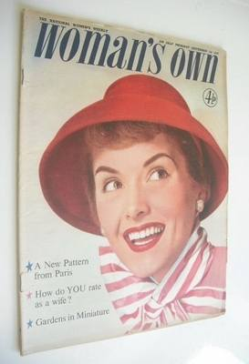 <!--1955-09-01-->Woman's Own magazine - 1 September 1955
