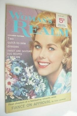 <!--1961-07-01-->Woman's Realm magazine (1 July 1961)