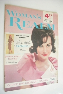 <!--1960-01-23-->Woman's Realm magazine (23 January 1960)