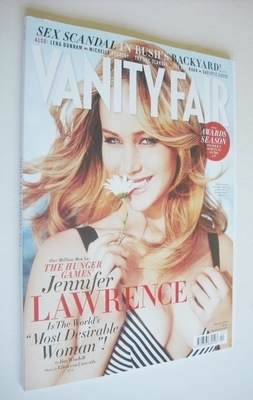 <!--2013-02-->Vanity Fair magazine - Jennifer Lawrence cover (February 2013