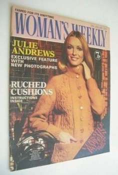 <!--1975-01-25-->Woman's Weekly magazine (25 January 1975 - British Edition)