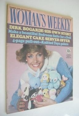 <!--1978-10-21-->Woman's Weekly magazine (21 October 1978 - British Edition