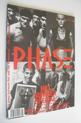 <!--1994-06-->Phase magazine - Hot Summer Special cover (June 1994 - Issue