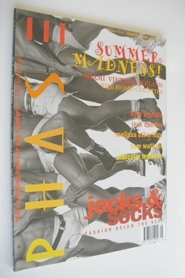 <!--1994-08-->Phase magazine - Jocks & Socks cover (August/September 1994 -