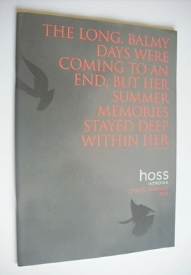 Hoss Intropia Spring/Summer 2011 collections - Louise Pedersen / Helena Chr