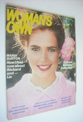 <!--1980-09-06-->Woman's Own magazine - 6 September 1980