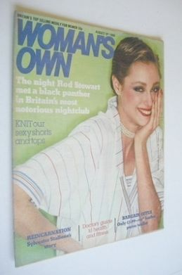 <!--1980-08-09-->Woman's Own magazine - 9 August 1980