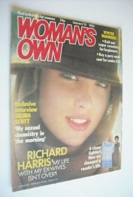 <!--1983-01-15-->Woman's Own magazine - 15 January 1983