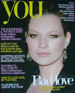 <!--2006-05-14-->You magazine - Kate Moss cover (14 May 2006)