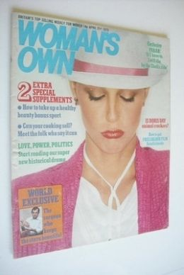 <!--1979-04-21-->Woman's Own magazine - 21 April 1979