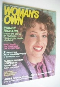 <!--1979-05-12-->Woman's Own magazine - 12 May 1979