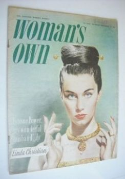 <!--1950-12-07-->Woman's Own magazine - 7 December 1950