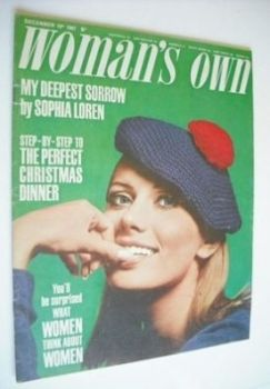 <!--1967-12-16-->Woman's Own magazine - 16 December 1967