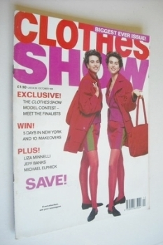 Clothes Show magazine - October 1991