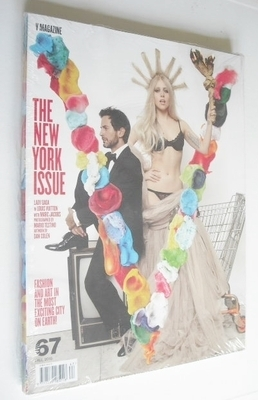 <!--2010-10-->V magazine - Fall 2010 - Lady Gaga cover