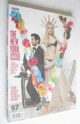 <!--2010-10-->V magazine - Fall 2010 - Lady Gaga cover