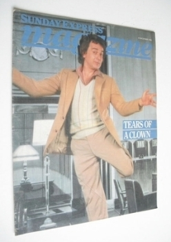 <!--1985-12-08-->Sunday Express magazine - 8 December 1985 - Dudley Moore cover