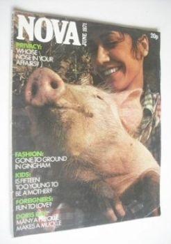 NOVA magazine - June 1971
