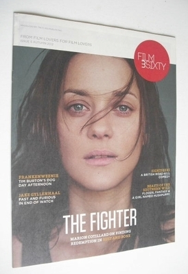 Film3Sixty magazine - Marion Cotillard cover (Issue 5 - Autumn 2012)