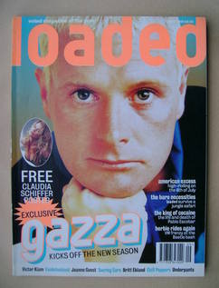 Loaded magazine - Paul Gascoigne cover (September 1995)