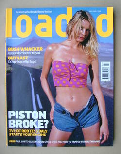 <!--2001-05-->Loaded magazine - Tess Daly cover (May 2001)