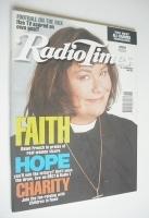 <!--1994-11-19-->Radio Times magazine - Dawn French cover (19-25 November 1994)