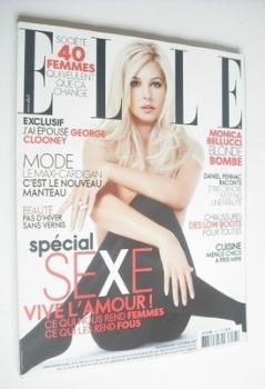 French Elle magazine - 8 October 2007 - Monica Bellucci cover