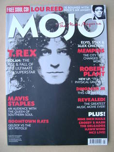 <!--2005-05-->MOJO magazine - Marc Bolan cover (May 2005 - Issue 138)
