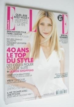 French Elle magazine - 16 April 2010 - Gwyneth Paltrow cover