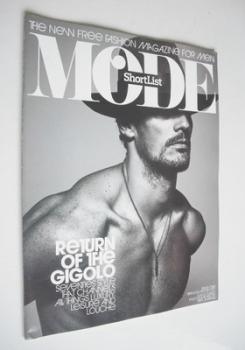 ShortList Mode magazine - David Gandy cover (Spring/Summer 2011 - Issue 1)