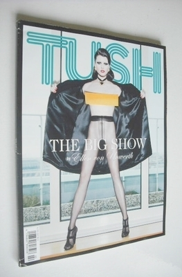 Tush magazine - Crystal Renn cover (Summer 2011)
