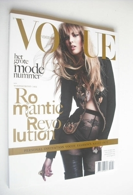 <!--2012-09-->Vogue Netherlands magazine - September 2012 - Ymre Stiekema c