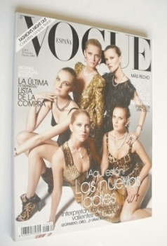 Vogue Espana magazine - November 2010