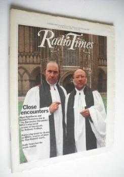 Radio Times magazine - Close Encounters cover (6-12 November 1982)